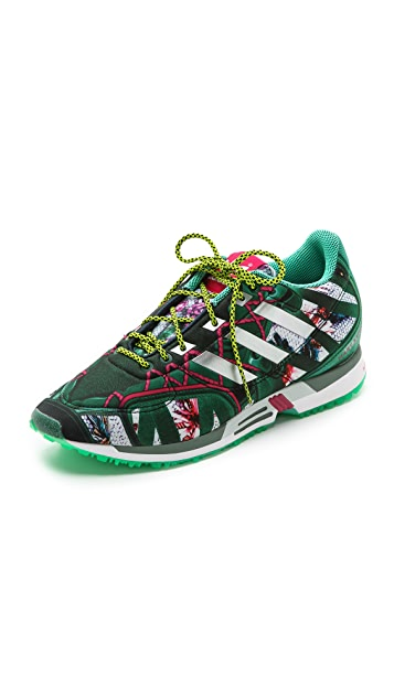 adidas Originals by Mary Katrantzou Equipment Racer Sneakers ...