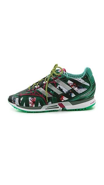 ... adidas Originals by Mary Katrantzou Equipment Racer Sneakers ...