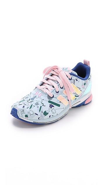 lowest price 5d682 84f40 MK ZX Flux Tech Jogger Sneakers