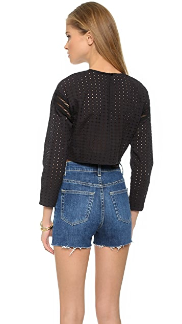 Alice McCall Stopper Crop Top