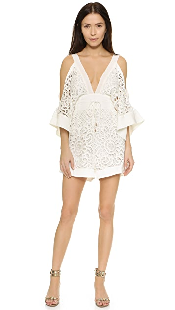 Alice McCall Keep Me There Romper