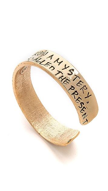 Alisa Michelle Designs Yesterday Is History Bracelet