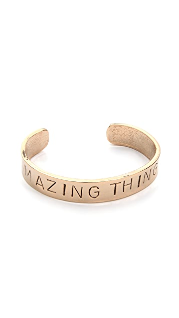 Alisa Michelle Designs Amazing Things Bracelet