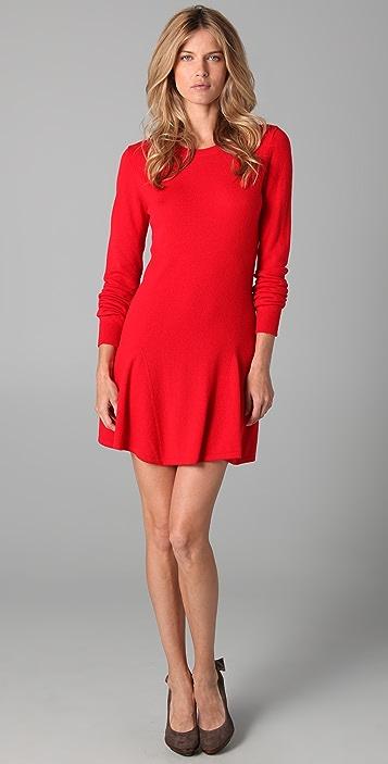 Ami Dans La Rue Sweater Dress