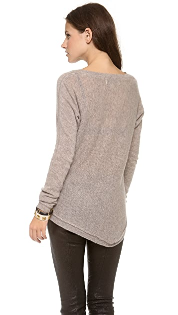 Ami Dans La Rue The Imperfect Cashmere Sweater