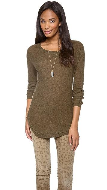Ami Dans La Rue The Imperfect Cashmere Sweater