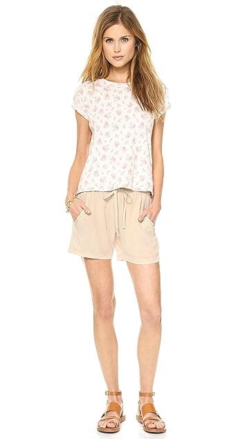 Ami Dans La Rue The Allison Shorts