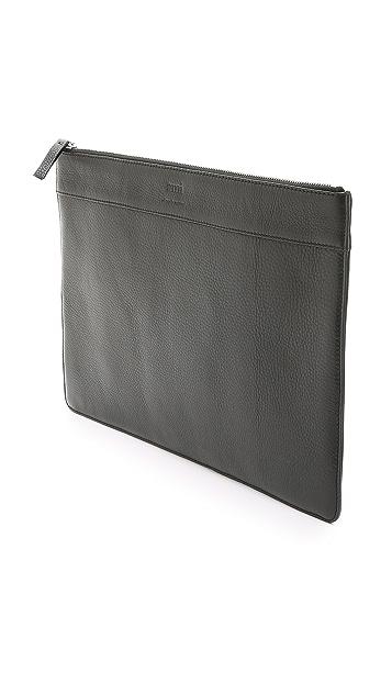 AMI Leather Document Holder