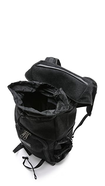 AMI Large Wool Backpack