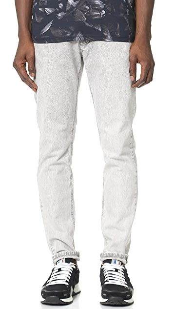 AMI AMI Fit 5 Pocket Jeans
