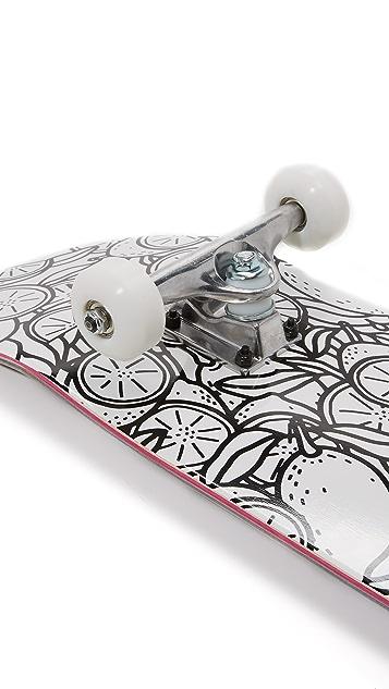 AMI Black & White Skateboard