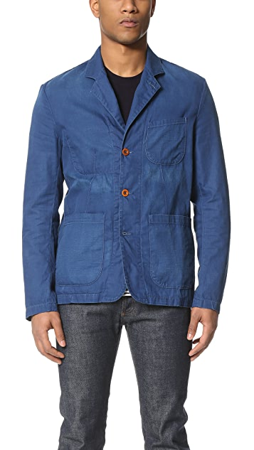 Alex Mill Orta Denim Blazer