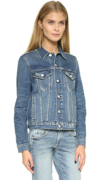 AMO Pop Denim Jacket