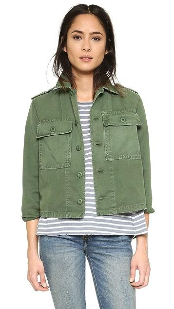 aa907f0abd AMO Army Shirt Jacket ...