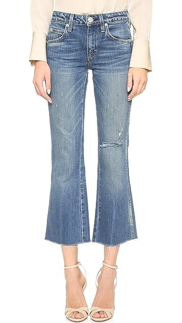 AMO Укороченные джинсы Kick