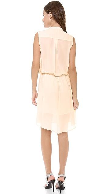 And B Signature Sleeveless Dress