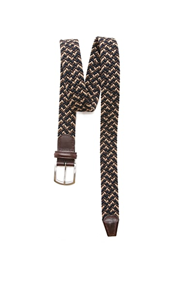 Anderson's Multicolor Stretch Woven Belt