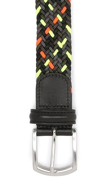 Anderson's Multicolor Woven Stretch Belt
