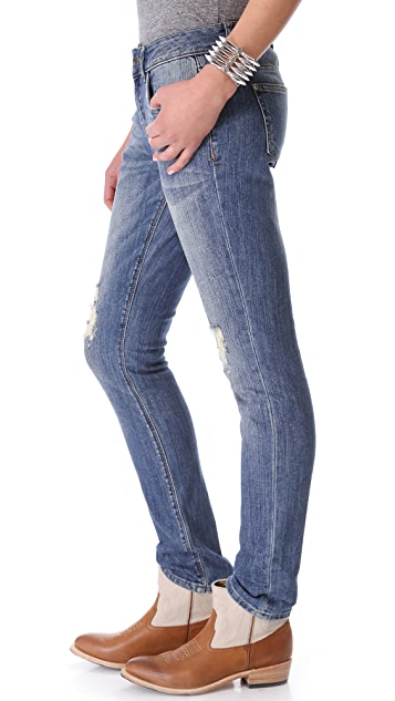 ANINE BING Boyfriend Jeans