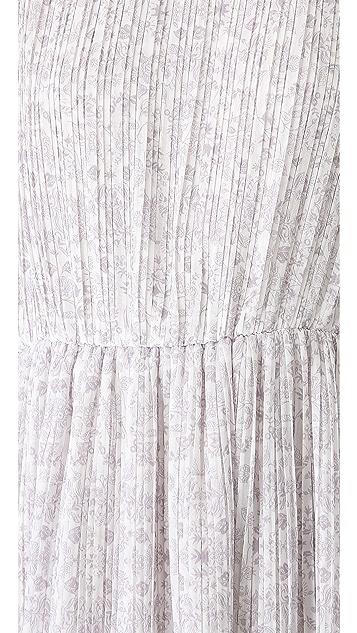 ANINE BING Floral Print Dress