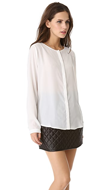 ANINE BING White Blouse