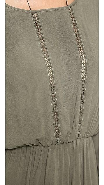 ANINE BING Long Sleeve Dress