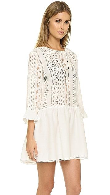 ANINE BING Lace Dress