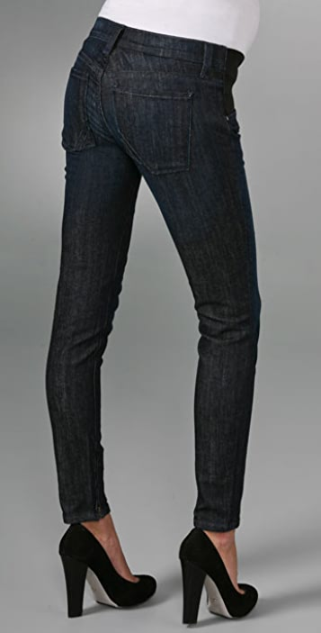 Anlo Maternity Brooke Skinny Jeans with Zipper