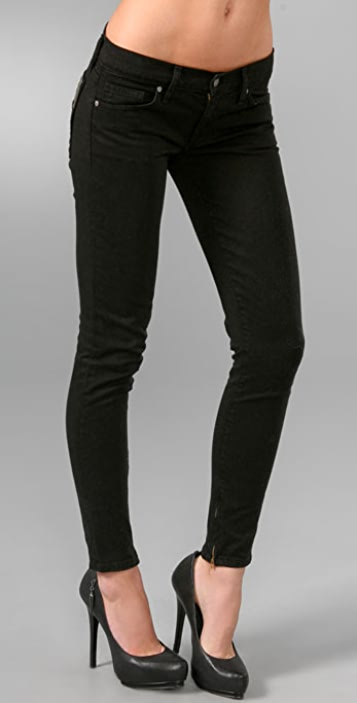 Anlo Ella Studded Skinny Jeans