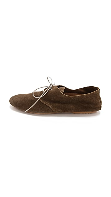 Anniel Soft Oxford Flats