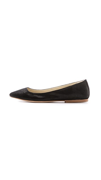 Anniel Pointed Toe Flats