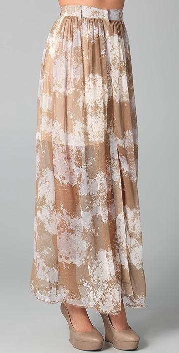 Antipodium Plainsman Maxi Skirt