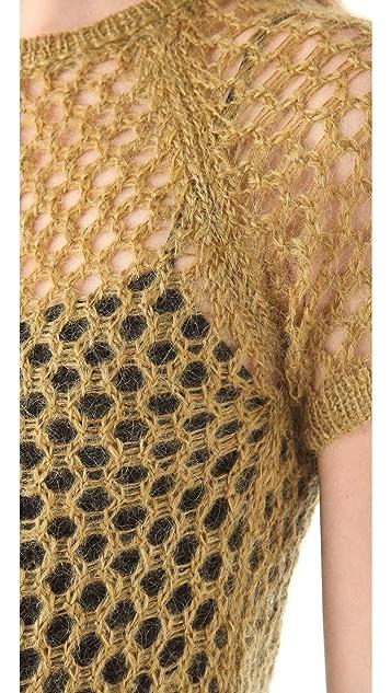 Antipodium Navarino Sweater Tee