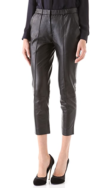 Antipodium Kingsland Leather Trousers