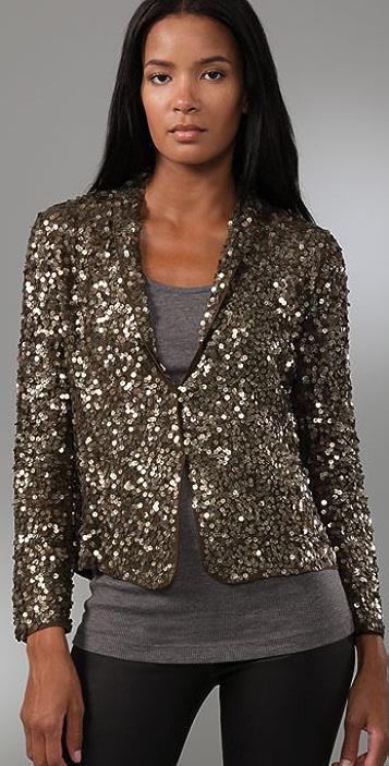 Antik Batik Dream Sequin Jacket