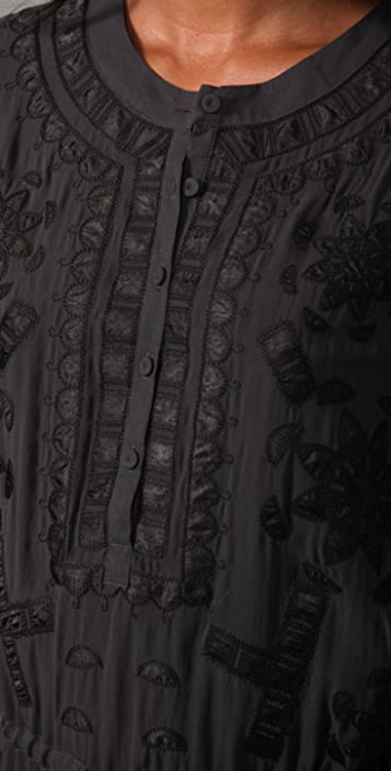 Antik Batik Gael Djellabah Tunic