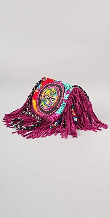 Antik Batik Hida Besace Bag