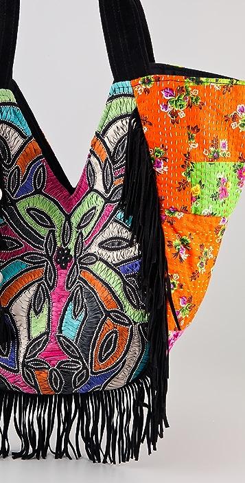 Antik Batik Licia Cabas Tote