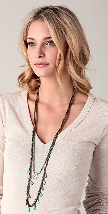 Antik Batik Joston Big Necklace
