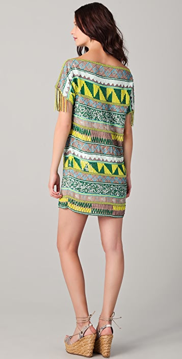 Antik Batik Jacara Mini Dress