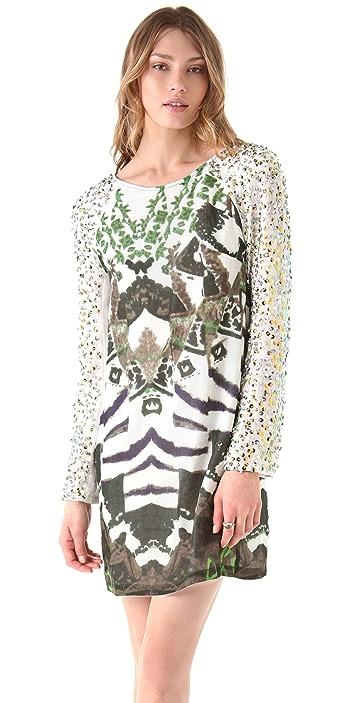 Antik Batik Opyla Mini Dress