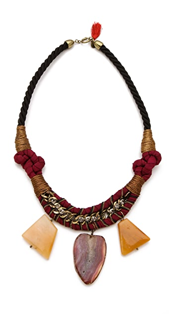 Antik Batik Lou Big Necklace