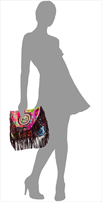 Antik Batik Hida Oversized Clutch