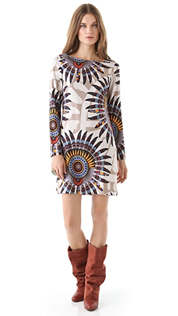 Antik Batik Dotha Mini Dress