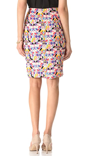 Antik Batik Beau Draped Skirt