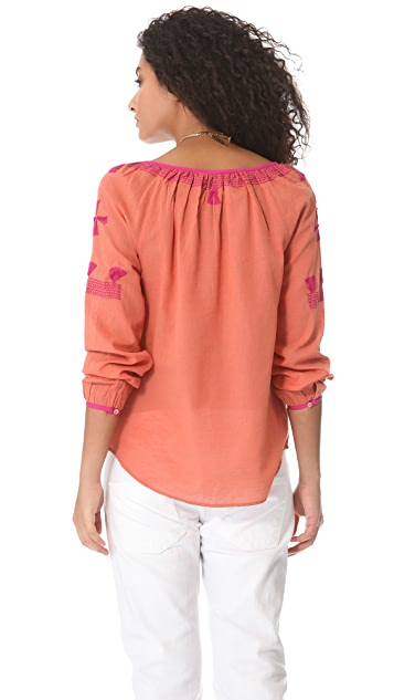 Antik Batik Midtown Blouse