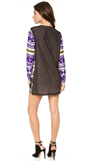 Antik Batik Ardi Embellished Dress