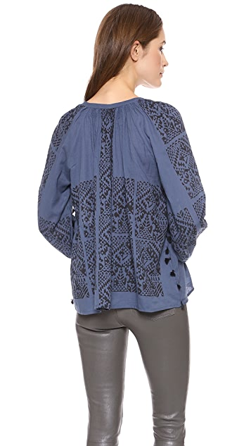 Antik Batik Baka Blouse
