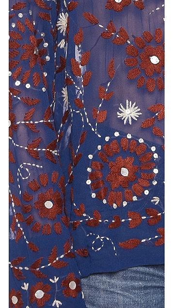 Antik Batik Appoline Embellished Blouse