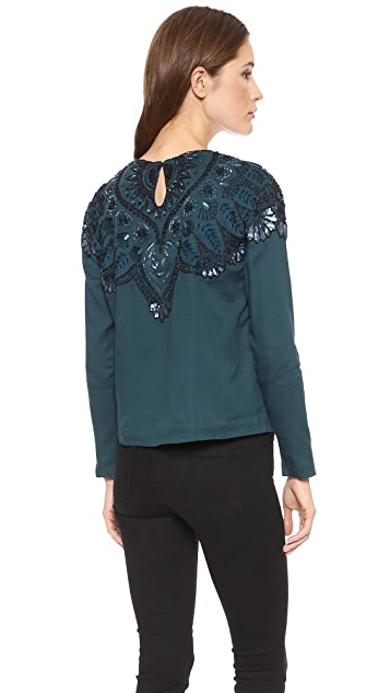 Antik Batik Elysia Embellished Top